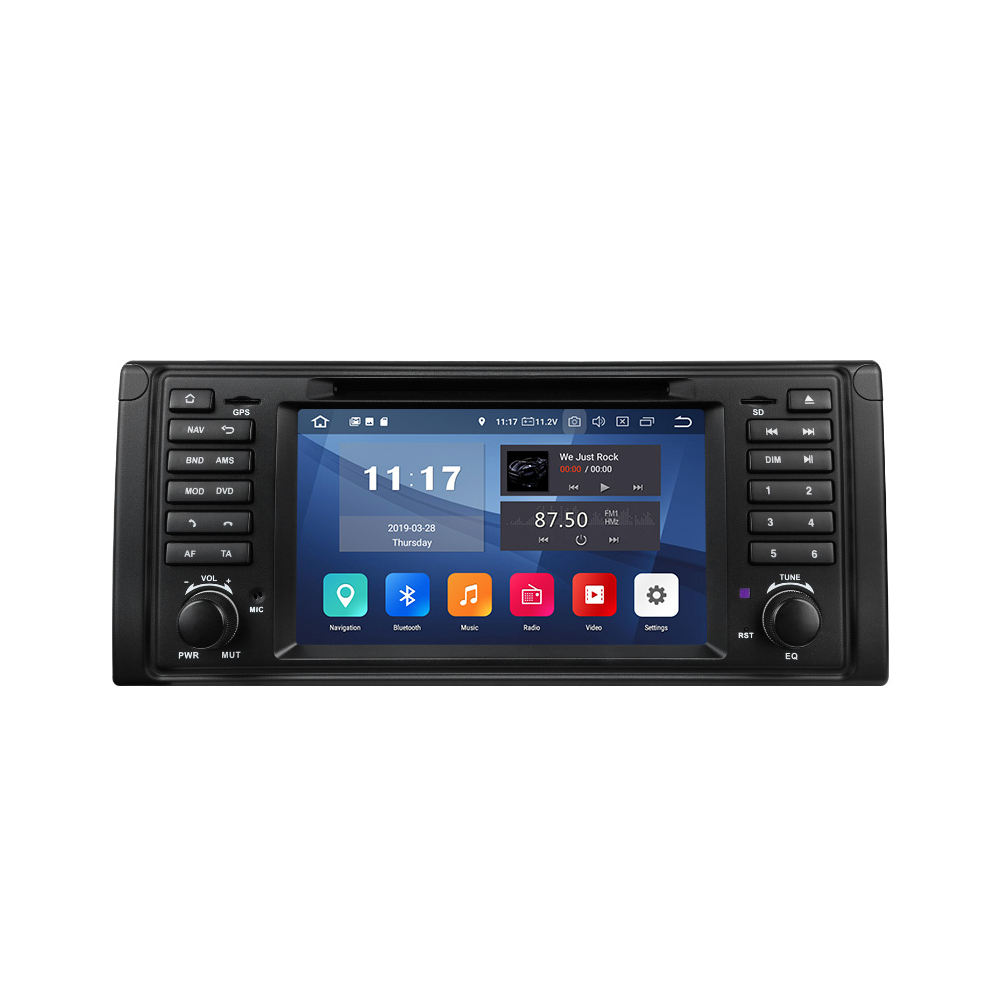 EONON GA9349 Android 9.0 stereo dell'automobile per il BMW E39 2 GB di RAM Quad-Core 32 GB di ROM