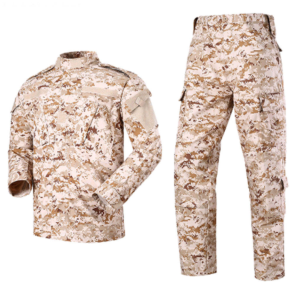 Militaire Camouflage camo Desert Uniform ACU Combat tactical BDU Uniform