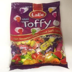 TOFFY CENTER FILLED FRUIT SOFT CANDY SIMILAR TO DAMLA TAYAS