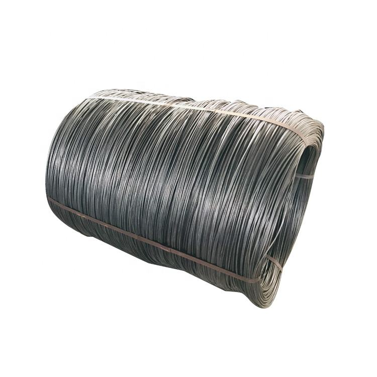 Hot Wholesale Kawat Baja/Rendah Karbon Kumparan Batang Kawat Baja 6 Mm Wire Rod Coil
