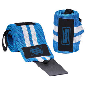 Wrist wraps weightlifting, powerlifting, cross training, bodybuilding with thumb loop