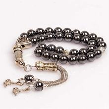 Muslim religion prayer beads ,beaded new design glass prayer beads