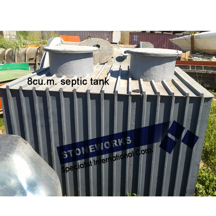 Rectangular Septic Tank
