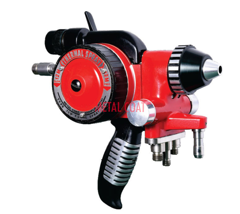 Thermal Wire Flame Spray Gun 12M