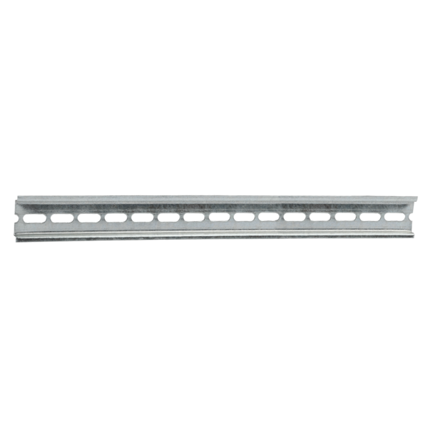 DIN rail length 500 mm 27 module Galvanized steel Electrical Equipment Power Distribution Equipment