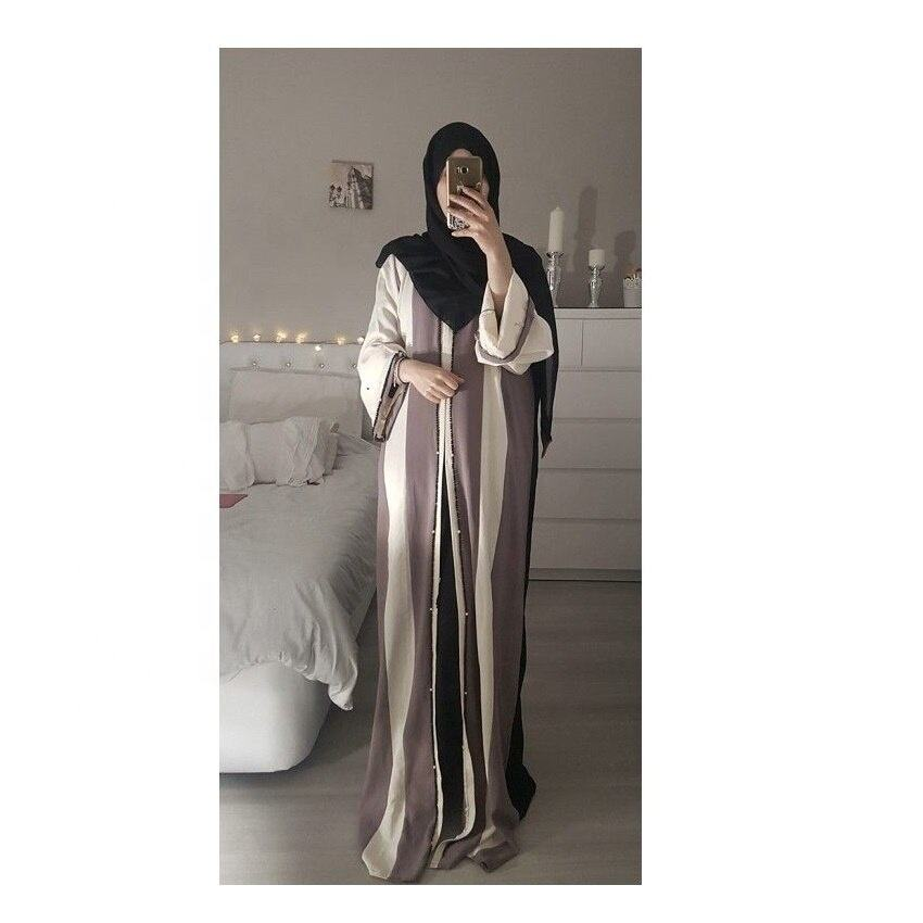 2019 Ladies OEM Baju Kurung Manufacturer Islamic Clothing Jilbab/Kaftan/Kimono Custom Dubai Arabic Dress Abaya