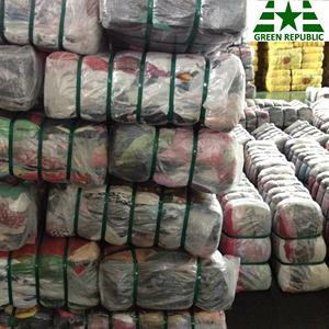 fashion korea style used clothing used clothes small bales 45kg for Mozambique east africa