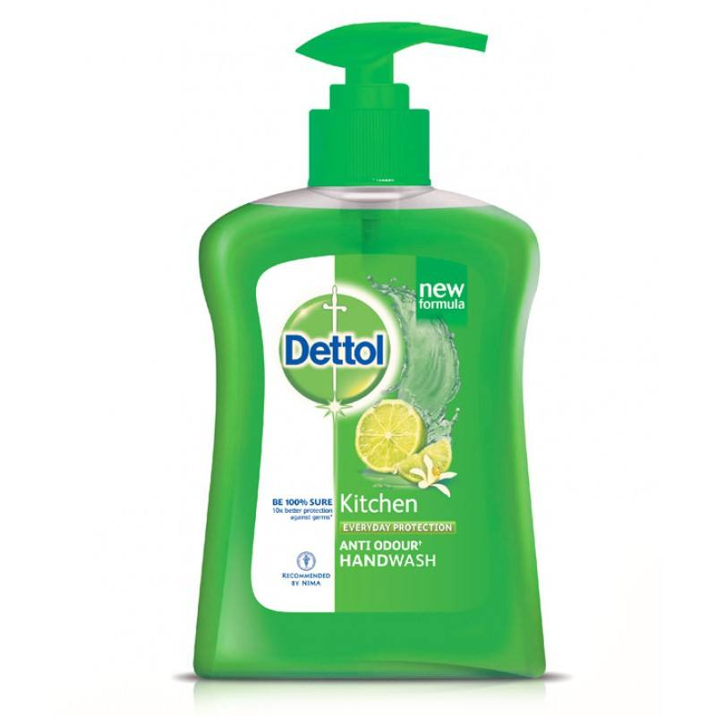 DETTOL KITCHEN ANTI ODOUR HAND WASH