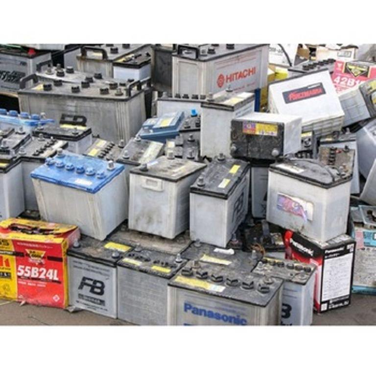 Waste Auto Battery Scrap, Drained Battery Scrap for sale