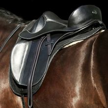 high quality dressage treeless horse riding saddle