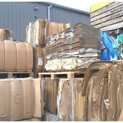 Quality used cardboard waste paper and selected OCC