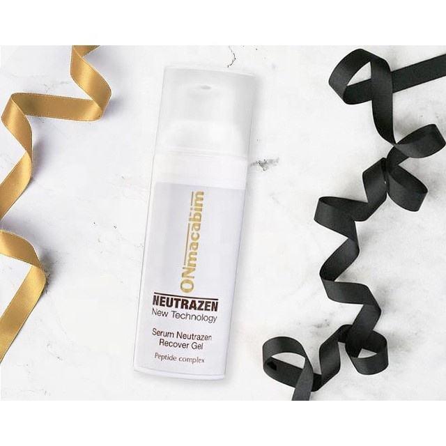 Skin Gel with Serum Qualities Slows Down Aging Process & Heals Abrasions Serum Recover Gel - Neutrazen Series Of ONmacabim Brand