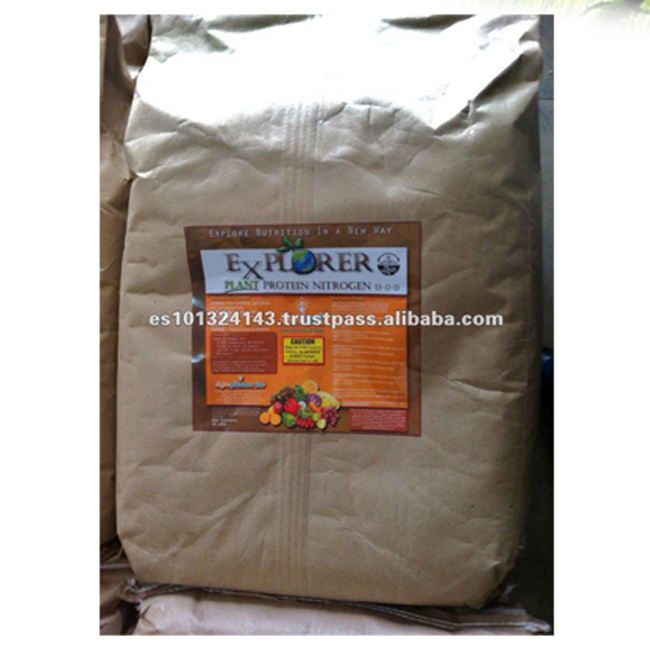 Safe to Use Universal Alga Extract Organic Nitrogen Fertilizer
