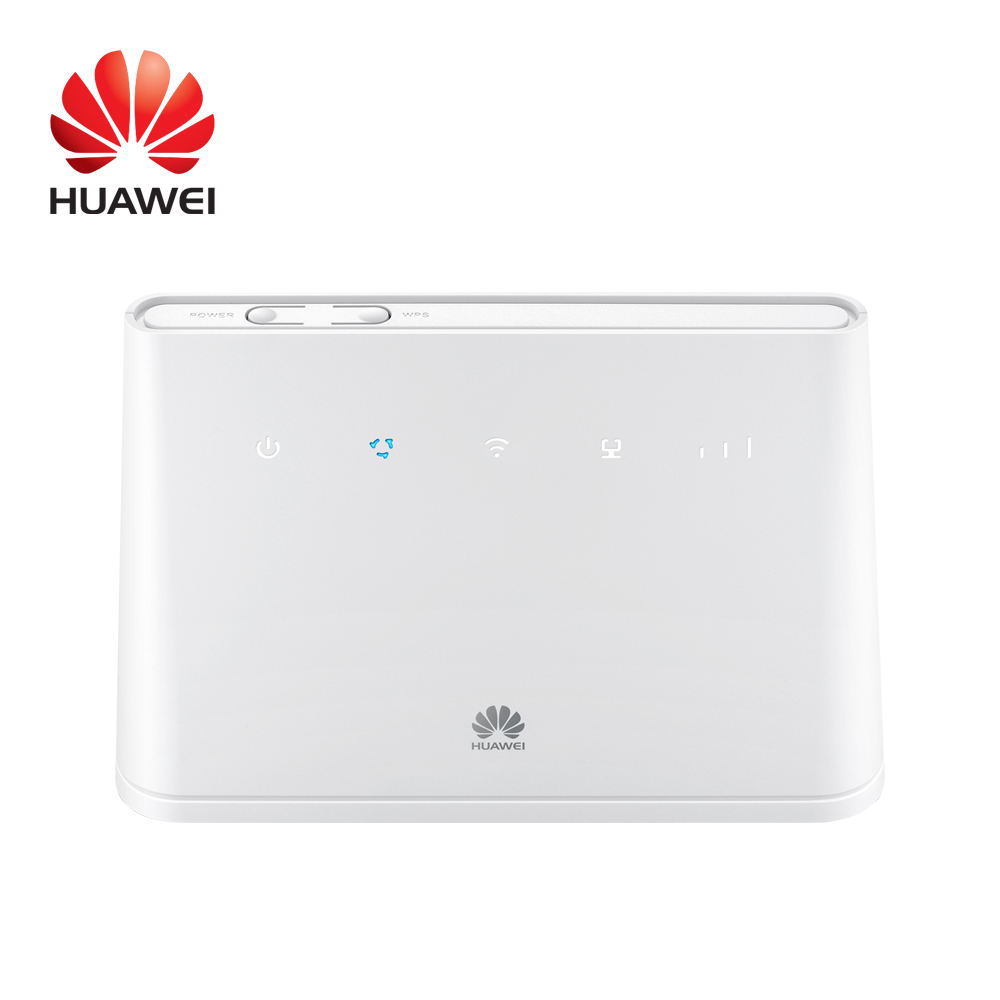 Huawei Authorized Distributor LTE CA CPE B311 B311As-853 indo Wireless Wi-Fi Router 4G Sim Card Slot Speed 150Mbps 32 WiFi Users