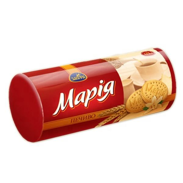 HIGH-quality Ukrainian MARIA biscuit cookies