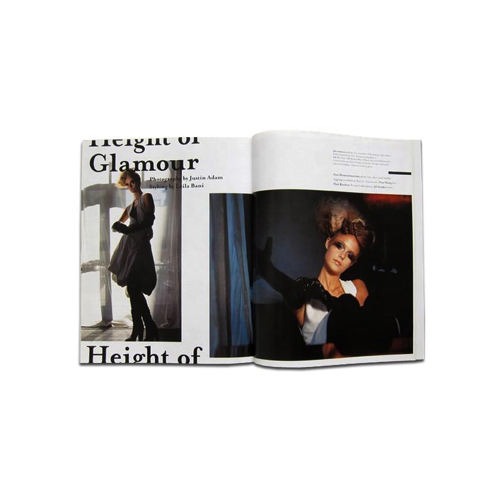 Livre impressão do livro de capa mole impressão de revistas para adultos