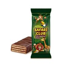 High-quality flavor chocolate, hazelnut candy wafers BISCUITS