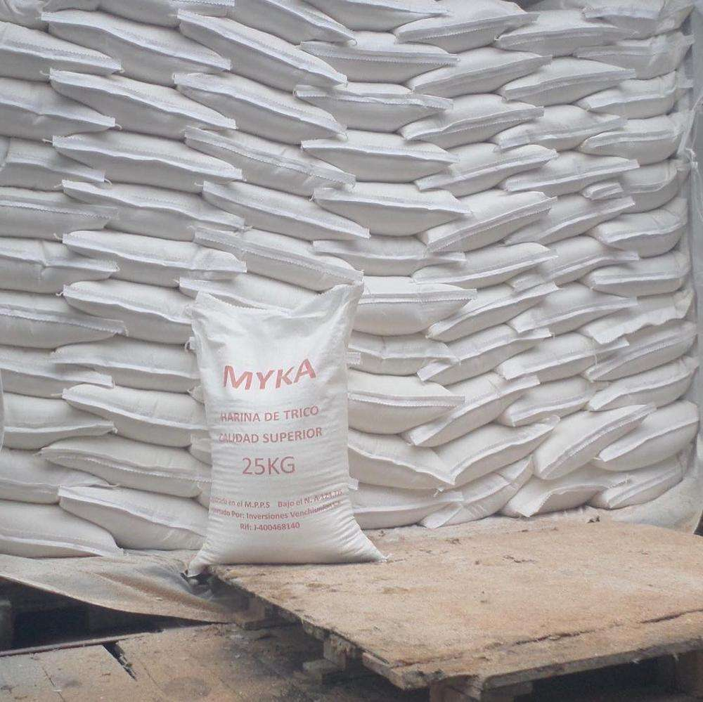 Premium White Natural and Pure from 100 tons from Ukraine Wheat Flour