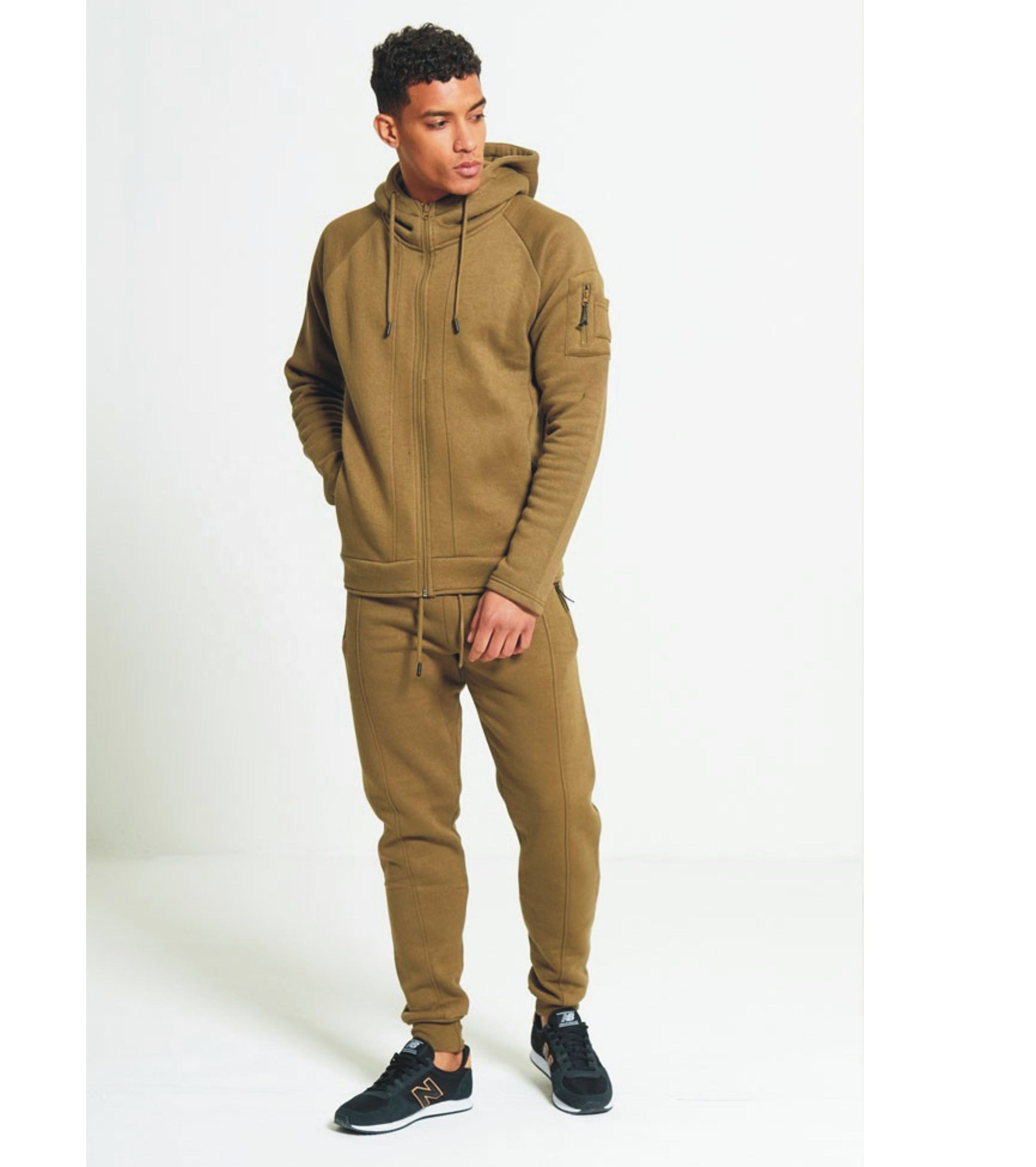 PI-A118 Jogging Custom 100% Polyester Windproof Mens Tracksuit/ Sports Track Suit