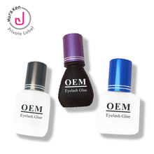 Customized Eyelash Extension Glue Private Label 5ml