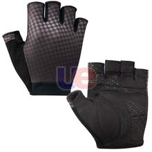 High Quality Fashion Anti Slip Cycling Road Bike Sports Riding Half Finger Gloves