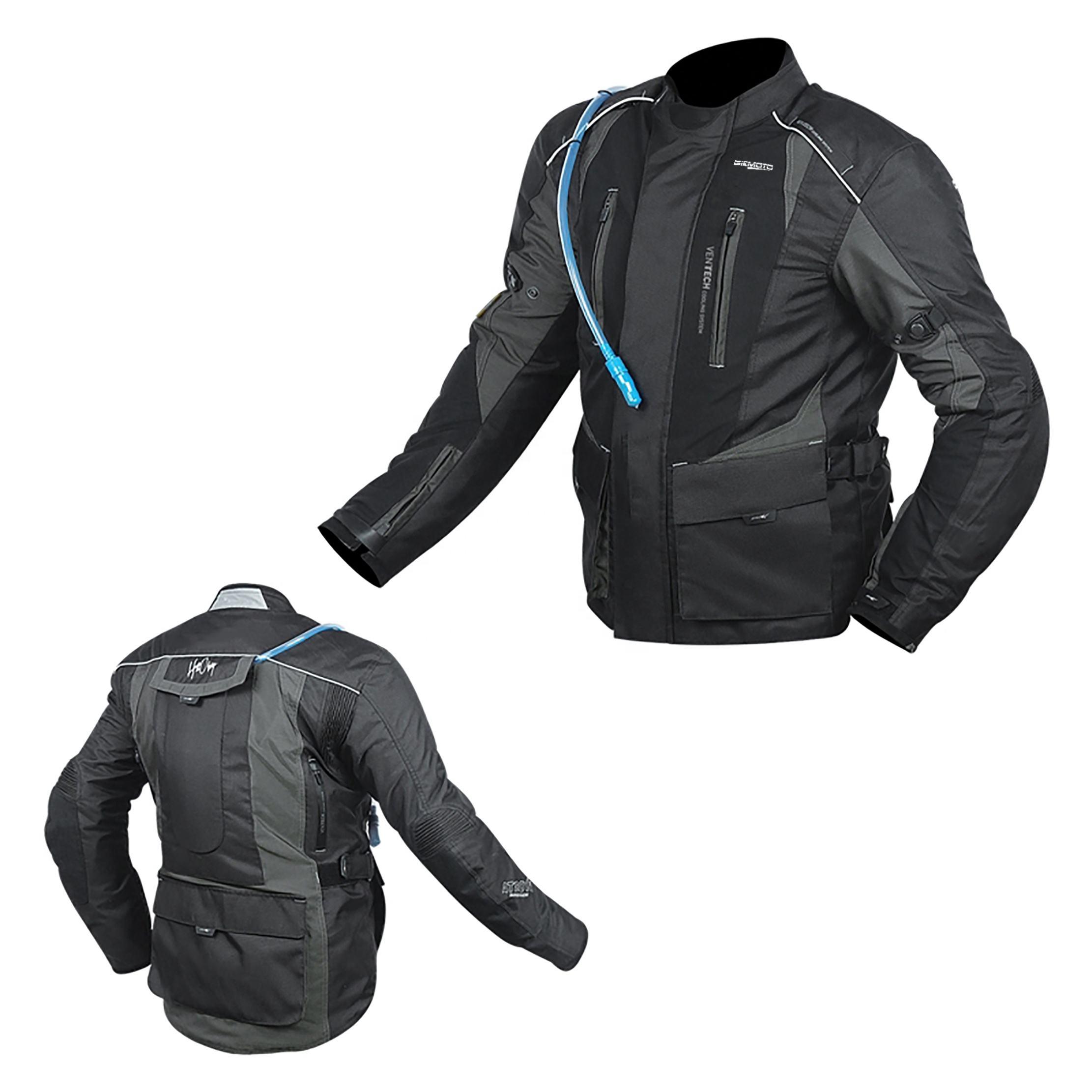 Текстильные длинные мотоциклетные мужские куртки от GIEMOTO G-<span class=keywords><strong>2012</strong></span>