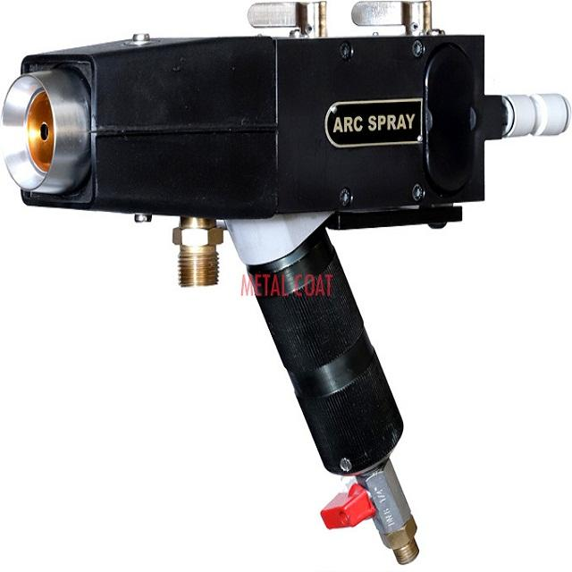 Arc Spray Gun Air Drive