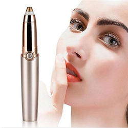 USB Rechargeable Women Eyebrow Hair Remover Eyebrow Trimmer