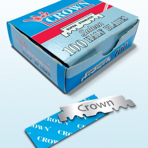 Disposable Half razor blades replaceable blades for razors
