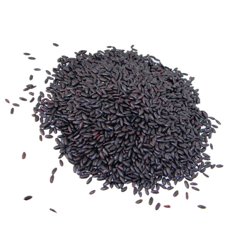 Organic & Healthy Black Glutinous Rice