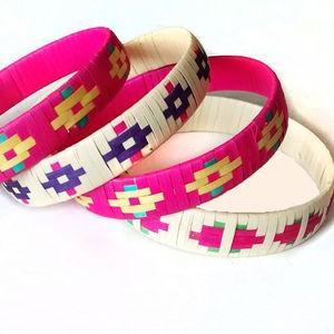Friendship bangles, Fair trade cuff, Handmade bangles, Women's Cuff, Multicolor cuff, Handmade cuff, Wholesale bangles