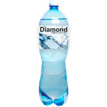 Bottled High Quality Nature Sparkling Mineral Drinking Water 1.5 Liters