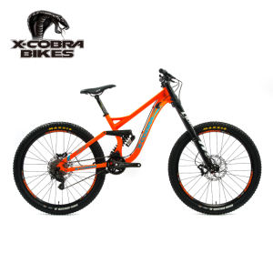 X-COBRA Piercer 240 10 Speed Fiets Mountainbike Full Suspension Mtb Downhill Fiets Voor 27.5 Inch Fiets