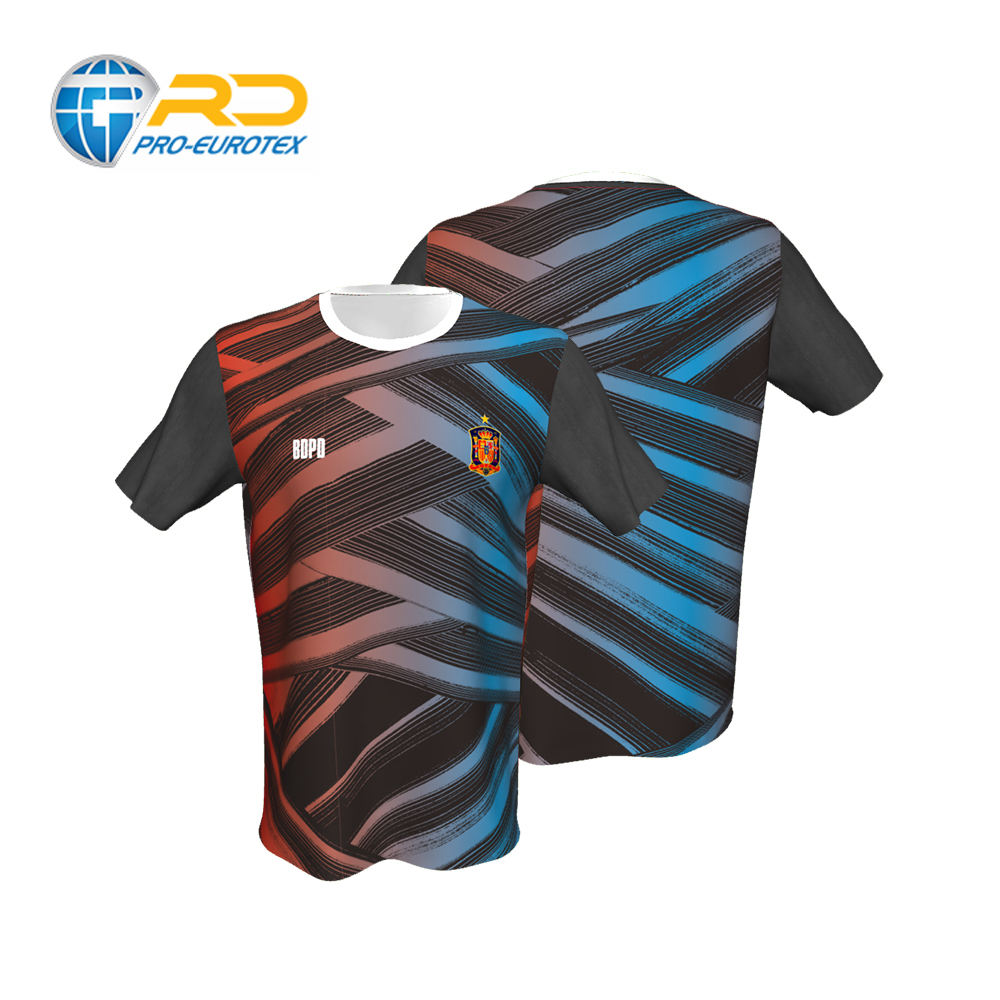 Personalizado Sublimation Men Uniforme do Futebol do Futebol Desgaste