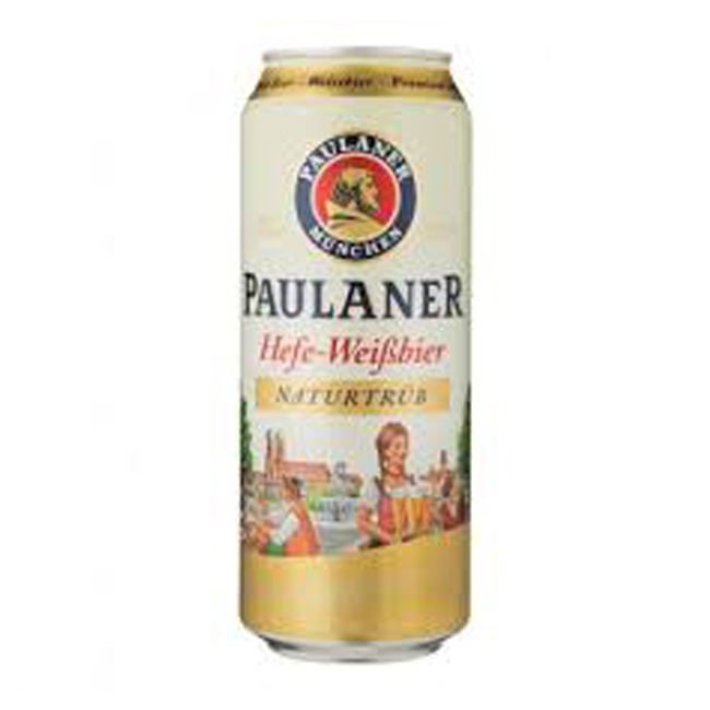Paulaner Hefeweizen Wheat Beer Exports from Leading Brand