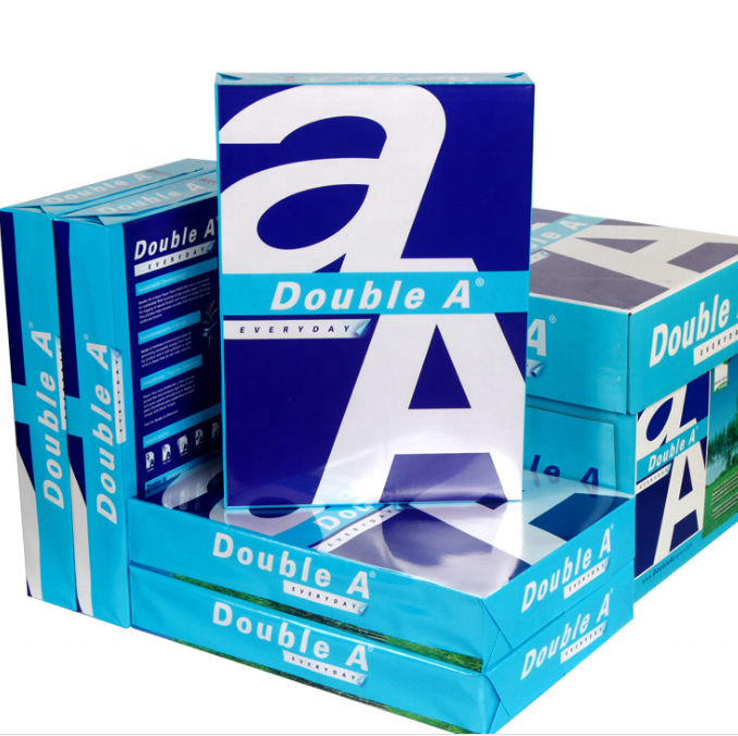 Standard Size A4 Office Papers/ 80GSM, 75GSM, 70GSM A4 Copy Papers