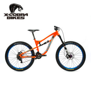 X-COBRA Piercer 216 Enduro Fiets 11 Speed Bike 27.5 Inch Fiets Mountainbike Full Suspension Mtb