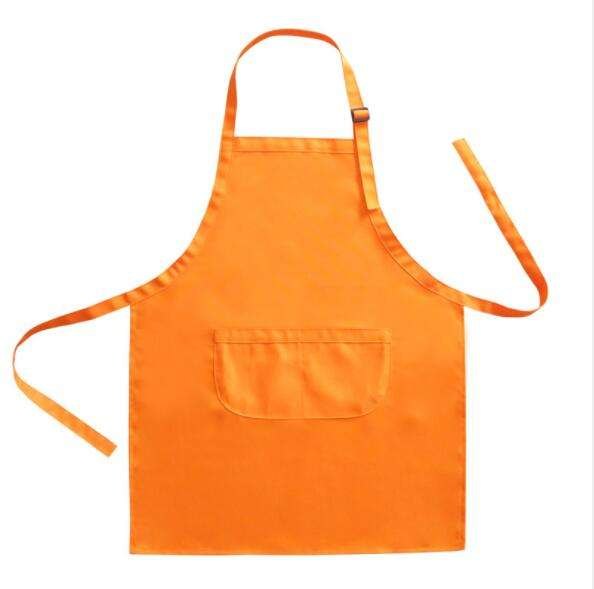 Men Barber Jeans parachute apron for kids chef apron