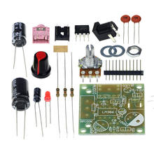 DIY Mini amplifier LM386 kit