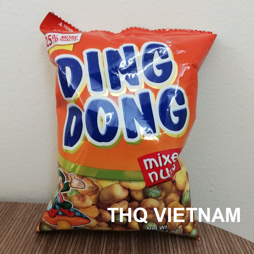 [THQ VIETNAM] Ding Dong Misto Noci 100g * 60 borse
