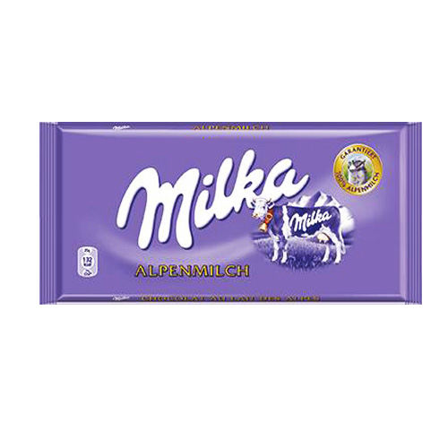 Milka 100g de Chocolate