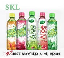 500ML Sugar free Aloe vera drink from Europe