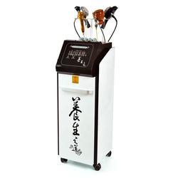 Health care clinic use detox guasha moxibustion meridian tre
