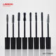 15ml customize eyelash brush clear tubes cosmetic packaging Empty Mascara Container with brushes