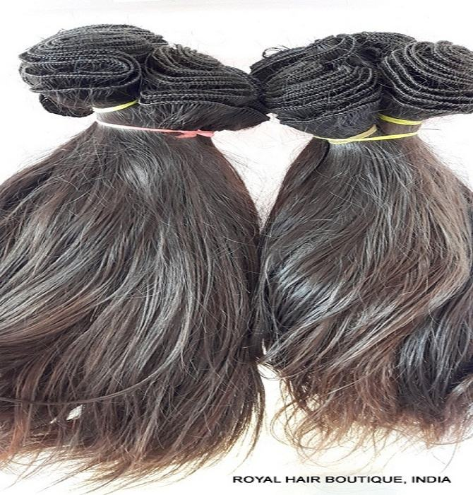 Golden supplier Top Quality Wholesale Hair Weave! Indian Human Hair Extension, 100% Virgin Indian Hair, Hair Extension