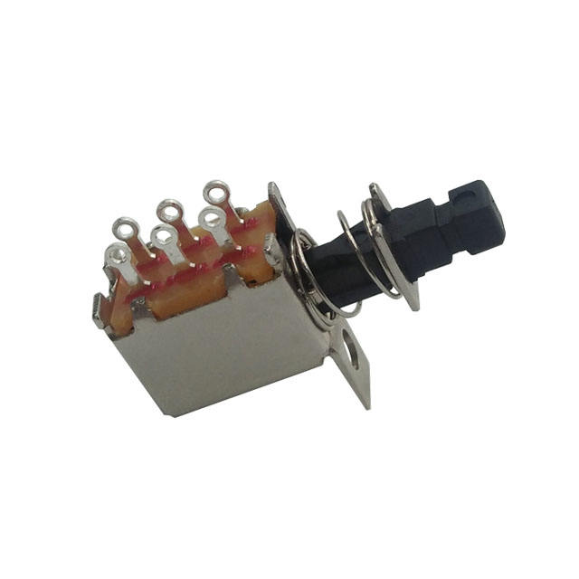 10mm 90 Degree 힘 control push button switch