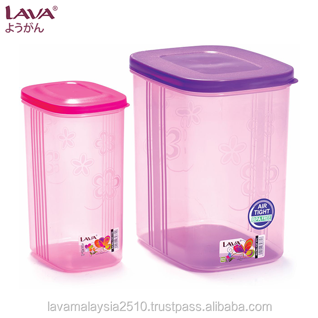 PP BPA Free Eco-friendly Big Capacity Multi Storage Food Canister