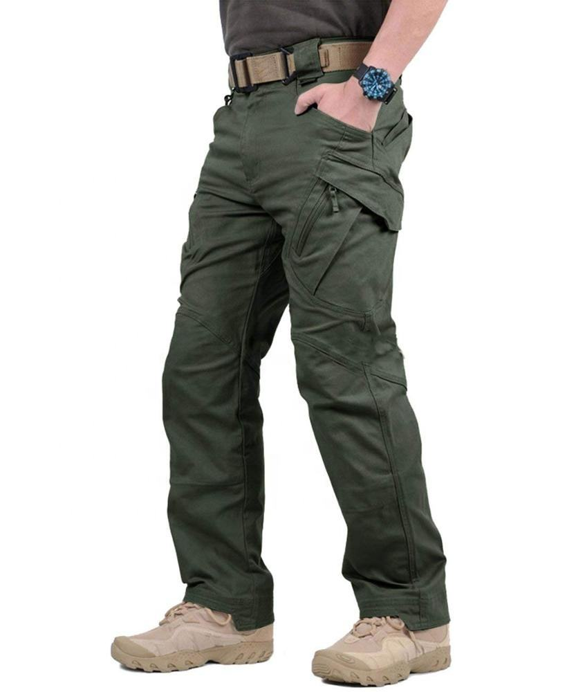 Wholesale quick dry ripstop men outdoor tactical cargo pants