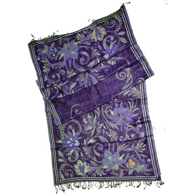 new viscose floral scarf india woven fashion 2020 multi color scarf wholesale low moq scarf