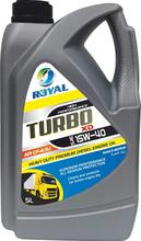 Royal TURBO XD Premium Diesel Engine Oils SAE 15w40 API CF-4/SJ